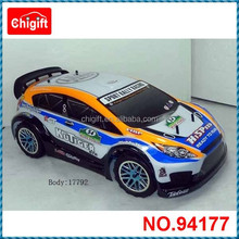 94177 1/10th Scale Professional-1/10th 4WD Nitro Power R/C Sport Rally Racing