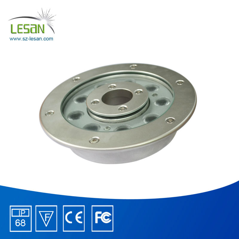 Stainless steel 316L# IP68 LED Swimming Pool Light