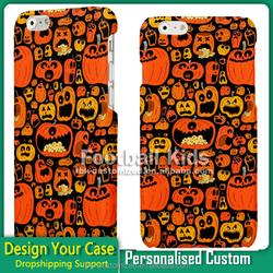 Pumpkin Pattern Phone Cases for iPhone 6 case Custom for iPhone 4 5 5c 6plus