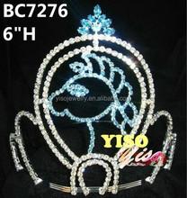 wholesale horse tiara comb