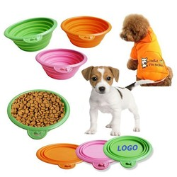 Collapsible Dog Bowl Easy to Store