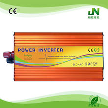 800W solar inverter 24v dc to 100v-240v ac pure sine wave JN-H800 high frequency sine wave inverter