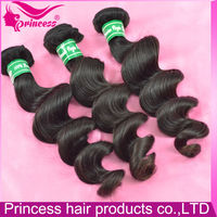 Affordable price wefted 100 percent indian remy human hair