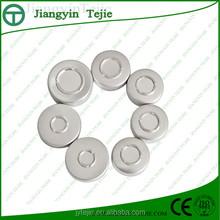 20mm easy open aluminum cap for antibiotic