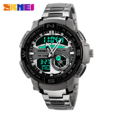 unique design 304 stainless steel band with plastic case analog quartz wrist watch