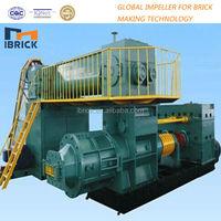 red block Making Machine Building Blocks Machine CLAY Brick Making Machine / Insulated Block Machine / Breeze Block Algeria
