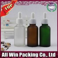 black metal dropper bottle rubber teat chemical sterilized eye micro pipette glass dropper bottle