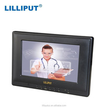 Lilliput 659GL-70NP/C/T Industrial 7 Touch Screen Monitor With Surface Acoustic Wave Touch Panel