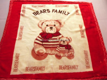 high breathability soft blanket for baby