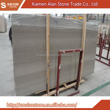 Factory Direct Sales All Kinds Of Grey Color Wood Vein Marble
