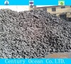 Low ash carbon scrap for foundry coke replacement