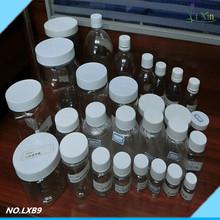 60ml 70ml 80ml 90ml Airless Luxury cosmetic packaging transpaprice price pet bottles plastic scrap