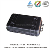 Water resistant case for equipmant phone