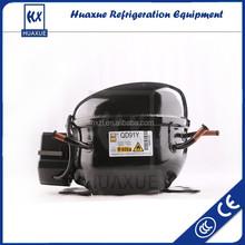 Environmental protection refrigerant R600a,mini refrigerator /freezer compressor QD91Y