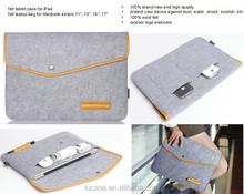Universal fashion wool felt bag for iPad