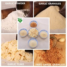 High Quality Garlic Dehydrated from Factory
