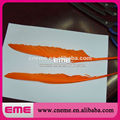 natural de laranja com penas de ganso