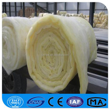 china factory blankets double sided alu foil fiberglass wool insulation