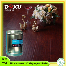 Good Adhension Low TDI High Solids Matt PU Hardener