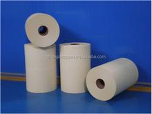 White color Meta-aramid Yarn for FR Zipper Tape