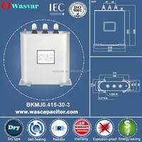 Energy Saver Power Factor Correction