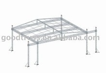 Truss System,heavy duty truss,4 tower system truss,flying system 4 beams style,2 beams style flying system