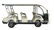 Neue 8-Sitzer elektrische sightseeing auto lt_s8