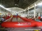 Concessional rate inflatable pool