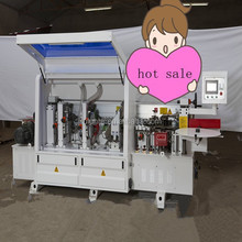 BEST PRICE ACRYLIC/PVC SEMI-AUTOMATIC EDGE BANDER WOODWORKING MACHINE