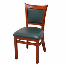 Hot Sale Solid Rubber Wood Chair T279/T279B