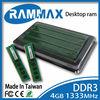 SAMSUNG HY ETT Original Chipsets!!! DDR3 DDR4 1.5V ram memory 4gb 1333/1600 speed lodimm/laptop for desktop at wholesale price