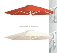 Wall hanging umbrella hanging parasol garden umbrella