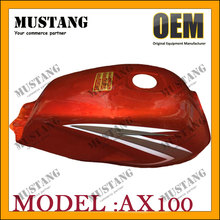 China Factory Direct Price AX100 Fuel Tank for SUZUKI Motorcycle