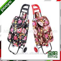 travel luggage cart trendy leather bags