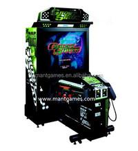 new video shooting racing sege amusement coin game machine simulation gun shooting game machine
