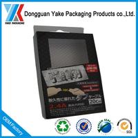 Dongguan custom design cardboard gift box