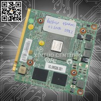Original NVIDIA VG.9MG06.001 Laptop Geforce 9300m GS 256mb ddr2 mxm II Graphic card for 5930G 6530G