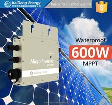 600W solar panel micro inverter warranty 25 years