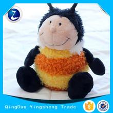 Minion plush rocking bee toy