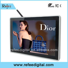 2013 hot selling 42inch sd card video player with LG screen