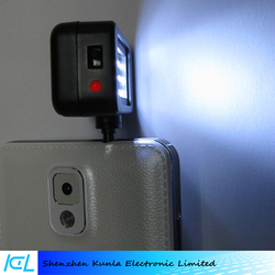 Mobile Phone Ring Flash Light, LED Ring Light For Cameras and mobile phone