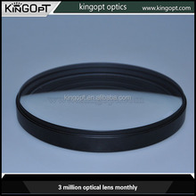 high quality optical glass quartz crystal collimator optical glass lens double convex