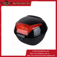 pp top case for motorcycle ,rear box ,motorcycle tail box set top box case