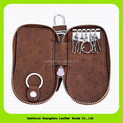 15138A Remote key casing,car key case cover,leather key pouch