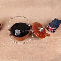 Hot sale cast iron water bottle tea pots for housewife