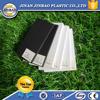 self adhesion black hard plastic sheet for photo