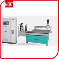 PU foam gasket making machine for sealing