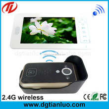 Access control system video door phone
