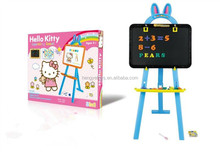 Educational Baby Toys Kitty Cat Double Sided Drawing Board For Kids BT-011570