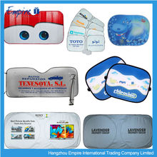 Promotional Foldable Cute Car Sun Shade,Car Visor Sunshade,Foldable Car Sunshade
